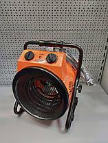 Електрична теплова гармата VITALS EH-36