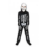 Костюм Скелета карнавальный для мальчика, фото 1