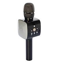 Микрофон беспроводной для караоке M5 (ЧЕРНЫЙ) арт. 15319