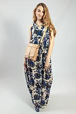 Женское летнее  платье - сарафан макси в пол  Markshara, фото 3