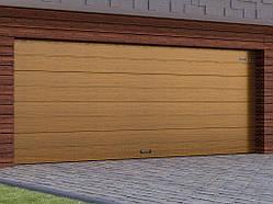 Секционные гаражные ворота DoorHan серии RSD02 2500х2000