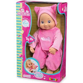 Кукла MiniKiss Smoby в розовом, фото 2