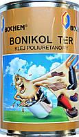 Клей полиуретан для обуви (десмакол) BONIKOL TER, 0,8 кг.