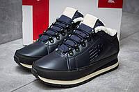Зимние кроссовки  на мехуNew Balance 754, темно-синие (30262) размеры в наличии ► [  41 43  ], фото 1