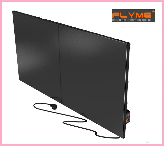 Керамический обогреватель Flyme 400P черный