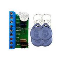 Комплект контроллер NM-Z5R (1шт) + RFID KEYFOB EM-Blue (4шт)