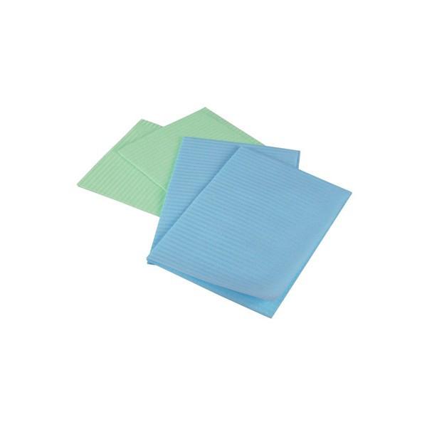 Трехслойные салфетки для пациента, 500шт (ящик)