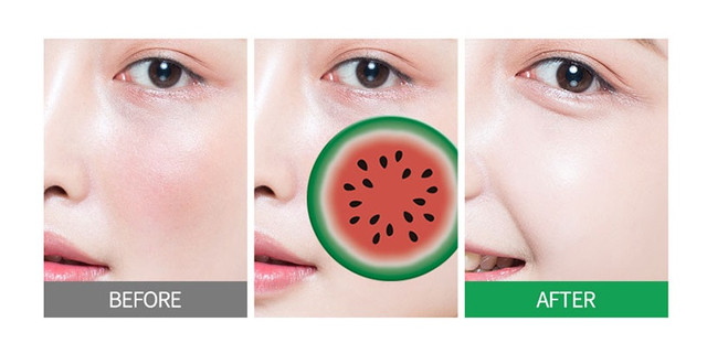 PUREDERM Ultra Nourishing Watermelon Pads