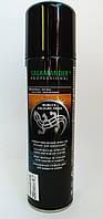 Саламандра SALAMANDER краска Темно - коричневая  для замша и нубука 250 мл