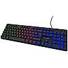 Игровая клавиатура с подсветкой Atlanfa KR-6300, фото 3