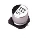 Конденсатор електролітичний 100 uF 35 V SMD. Конденсатор электролитический 100мкф 35В SMD. Серия VT,