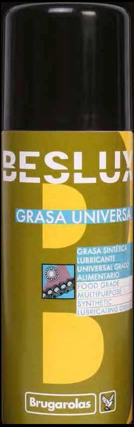 BESLUX GRASA UNIVERSAL SPRAY (аэрозоль 520 мл) универсальная смазка