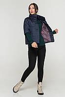 Куртка рукав 3/4 синий L, фото 1