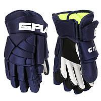 """Краги  GRAF Supra G-15 SR, Размер 13"""", темно-синий, G15-SR-DBL-13"""