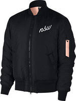 Куртка муж. Nike M Nsw Syn Fill Bombr (арт. 928917-010), фото 1
