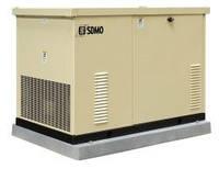 Электростанции газовые SDMO RES 9.5 EC