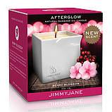 Массажная свеча Jimmyjane с ароматом Цветения ягод, фото 3