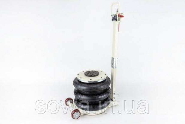 ✔️ Домкрат пневматичний Euro Craft ( 6 тонн, 400мм )