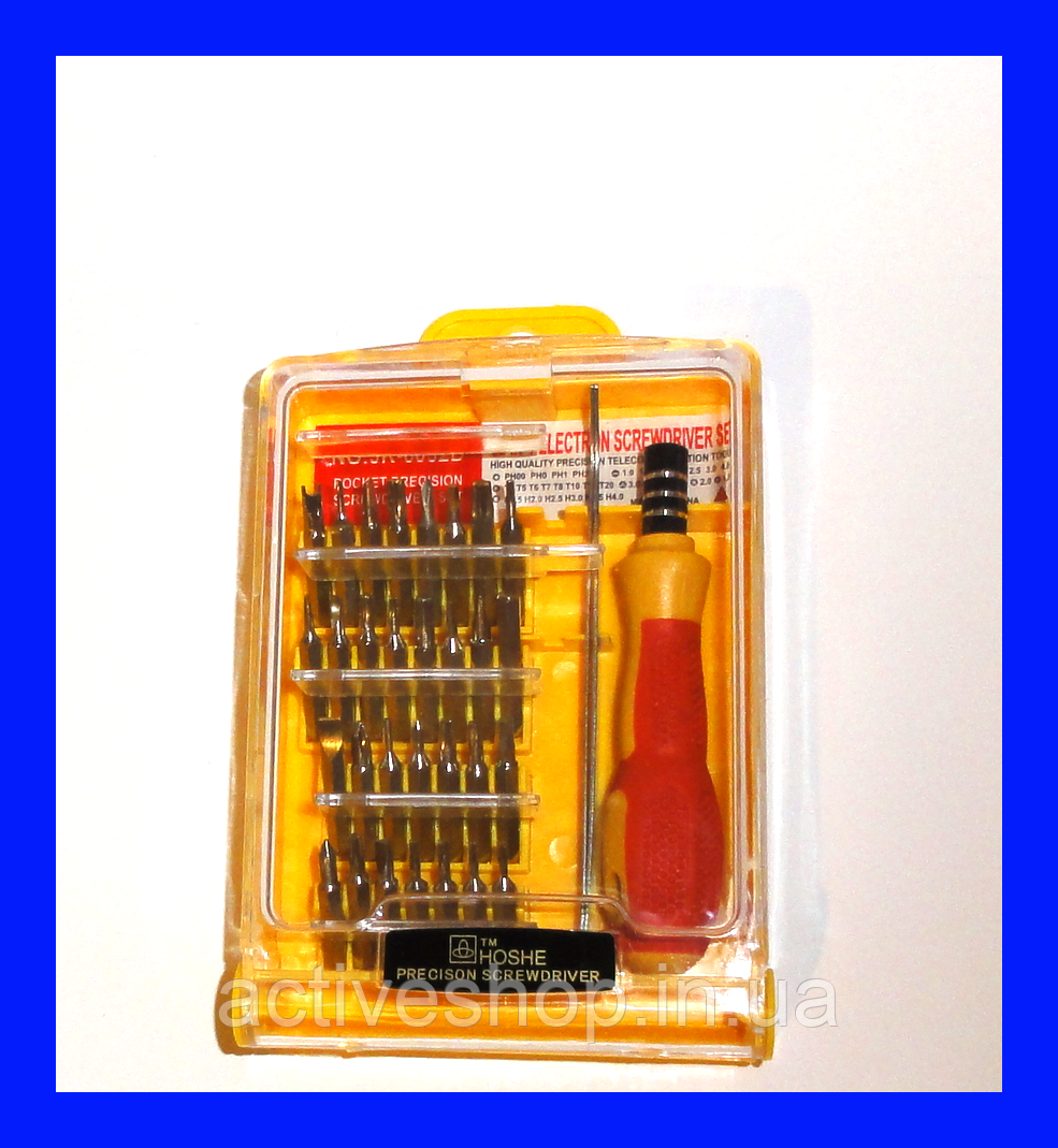 Набір викруток JK-6032D