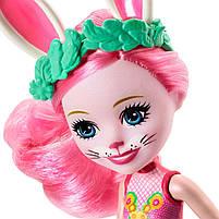 Кукла Энчантималс Бри Банни Балерина -  Enchantimals Bree Bunny Ballerina FVJ77, фото 2