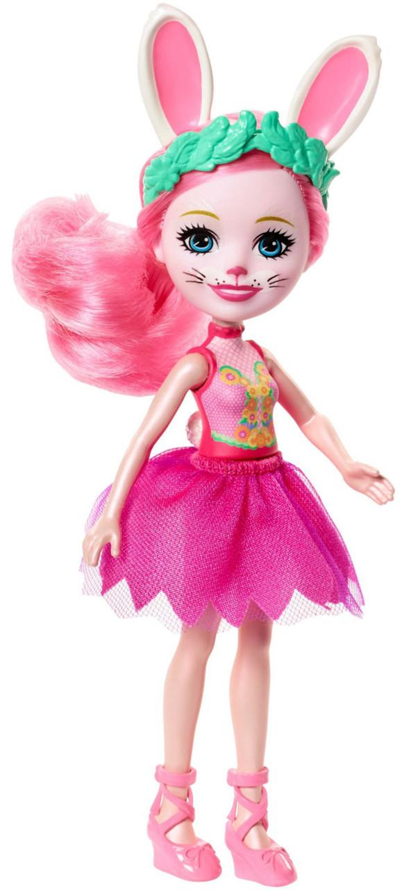 Кукла Энчантималс Бри Банни Балерина -  Enchantimals Bree Bunny Ballerina FVJ77