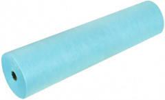"""Простынь одноразовая TM """"Rio"""" comfort  0,6x100 п.м в рулоне голубая, фото 2"""