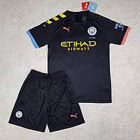 Футбольная форма Манчестер Сити 2019-2020 гостевая