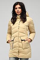 Куртка зимняя женская 018 (песок), фото 1