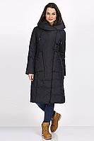 Куртка зимняя женская 8478-11 (чёрный), фото 1