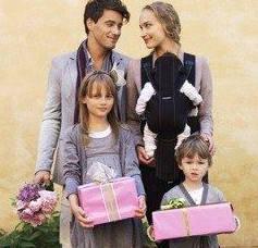 Ищите идею для подарка маленькому ребенку и его родителям?