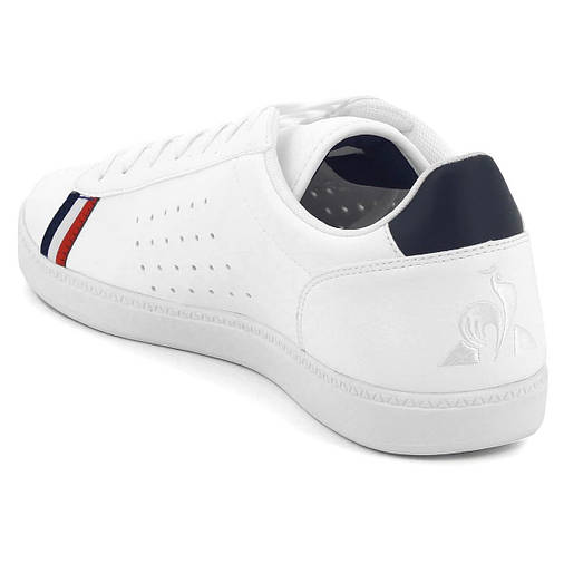 Чоловічі Кеди Le Coq Sportif Courtstar 45 White, фото 2