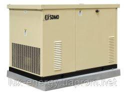 Электростанции газовые SDMO RES 13 EC