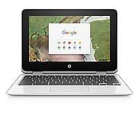 Ноутбук HP Chromebook 11 x360 4/32GB, N3350 (11-ae091wm) Белый
