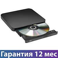 Внешний дисковод для ноутбука LG-Hitachi GP90NB70, DVD+/-RW, USB 2.0), переносной оптический привод