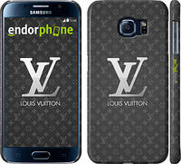 "Чехол на Samsung Galaxy S6 G920 Louis Vuitton 3 ""457c-80"""
