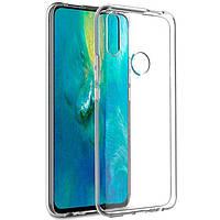 Прозрачный силиконовый чехол Huawei P Smart Z (2019)