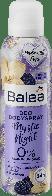 Дезодорант спрей BALEA  Mystic night 200 мл (женский аэрозольный дезодорант), Хмельницкий