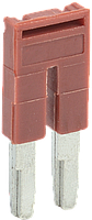 Перемичка для КПИ-2,5мм2 2PIN IEK (YZN11FBS-002-2P)