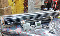Теплый пол 4.5 x1м Hot-Film комплект термопленки с терморегулятором