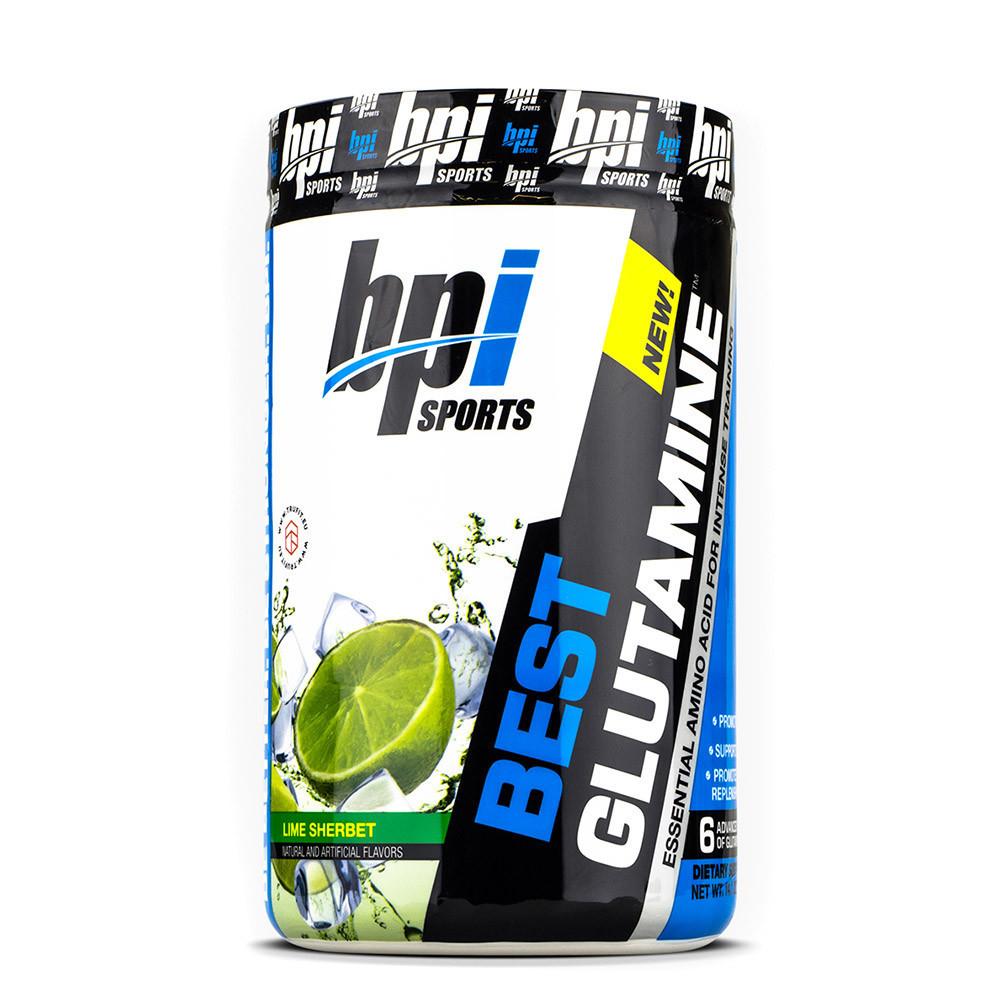 Глютамин BPI BEST GLUTAMINE 450 г Вкус: Lime sherbet