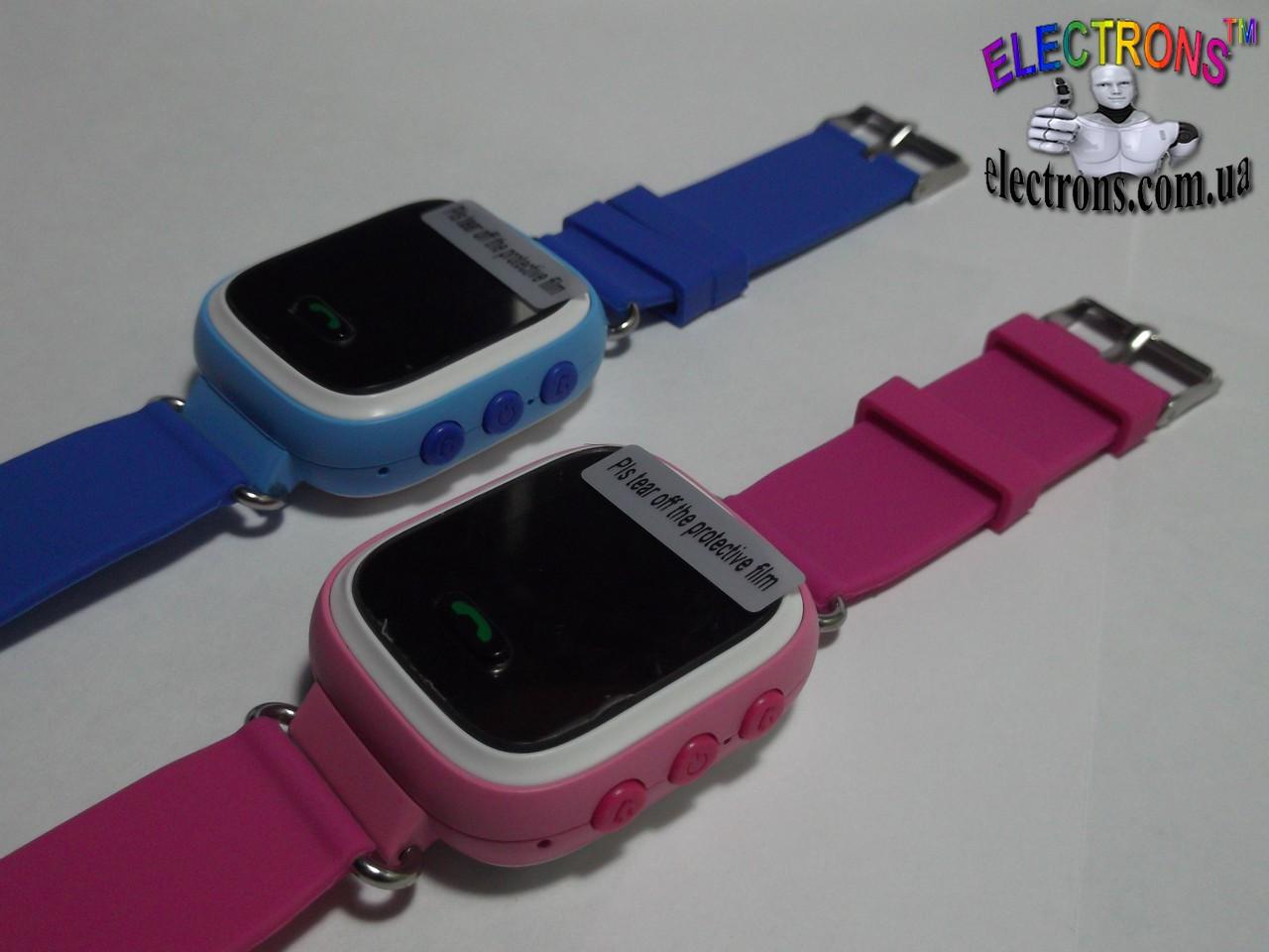 Q60 смарт детские часы, детский умный браслет телефон, часофон