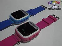 Q60 смарт детские часы, детский умный браслет телефон, часофон, фото 1