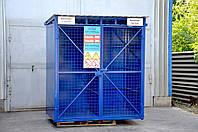 Склад для хранения 12 кислородных баллонов, фото 1