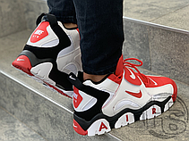Мужские кроссовки Nike Air Barrage Mid Quickstrike Black White Red CD9329-005, фото 2