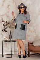 Женское модное платье  НВ495А (бат), фото 1