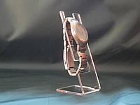 Подставка для часов из акрила
