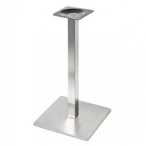Опора для барного стола Е-05/450x450/1100/RD inox