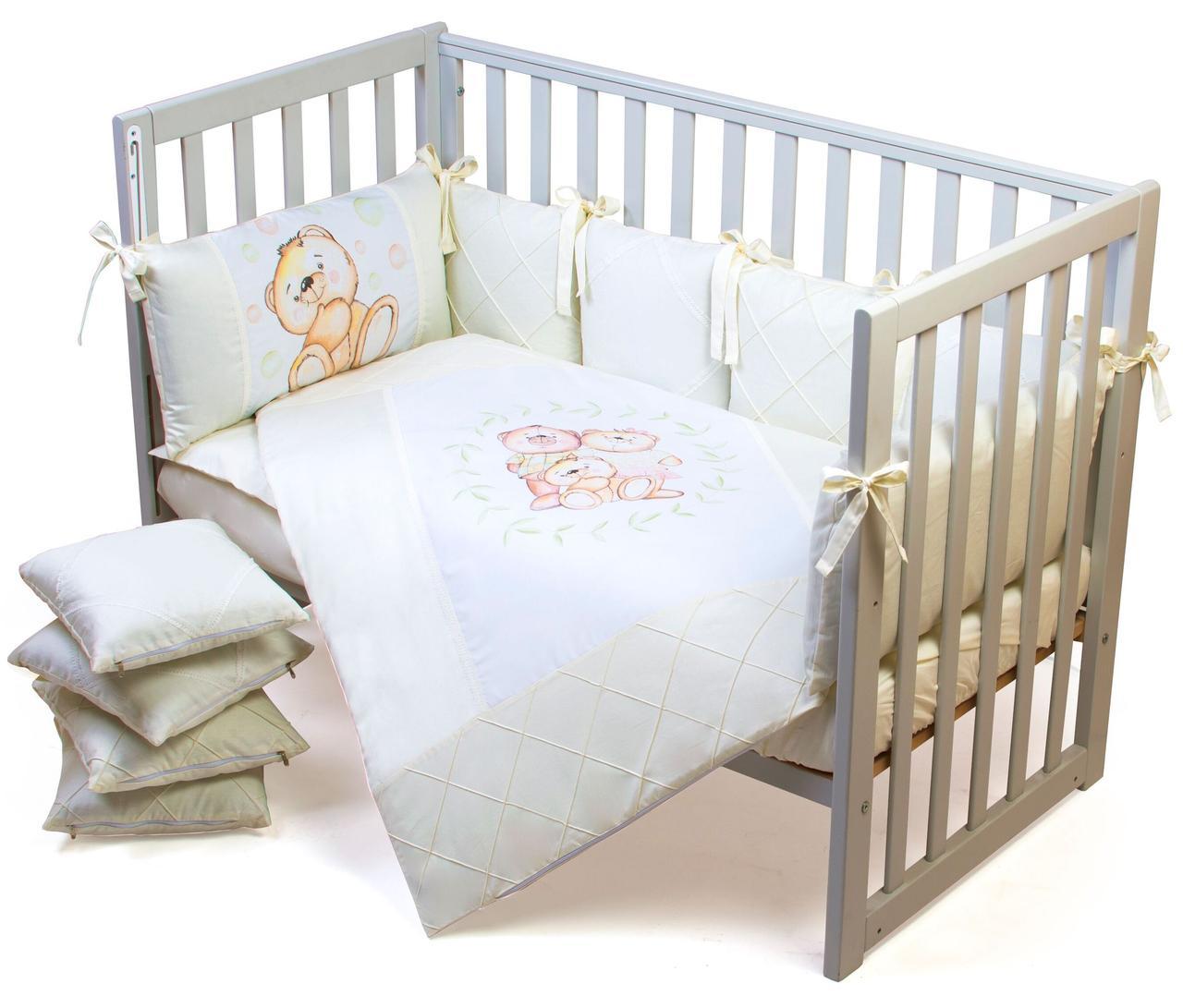 Постельный комплект для новорожденных Veres Nice Family