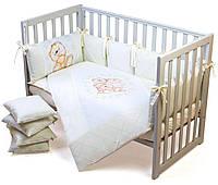 Постельный комплект для новорожденных Veres Nice Family, фото 1