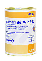 MasterTile WP 666 (гидроизоляционный состав с финишным покрытием из плитки)